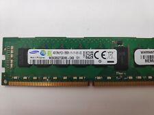 4GB Samsung M393B5273DH0-CK0 2Rx8 PC3L-12800R DDR3 1600 MHz REG ECC Server RAM