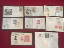 Colombia 8 Covers of the Mid 20th Century. Great Bunch