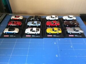 REAL-X,1/72,Fairlady Histories 2nd,12 Die-cast Minicars! , Normal ver Complete