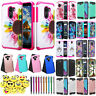 For Samsung Galaxy S9/S9 Plus Case Shockproof Armor Hybrid Rubber Phone Cover