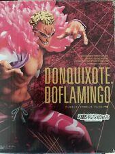 Bandai Figuarts Zero 4543112920010 Don Quixote Doflamingo Dressrosa Manga Anime