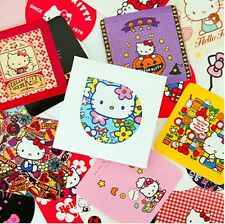Hello Kitty box of cute kawaii kitsch stickers