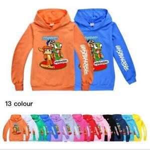 Unspeakable Kids Hoodie Hooded Sweatshirt Youtuber Merch T-shirt Tee Kids Gift