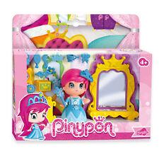 Princess Pinypon Figure  with Fantasy MirrorPin y Pon Espejo Magico