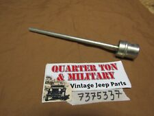 Jeep Willys M38 M38A1 M170  horn tube and adapter for steering box