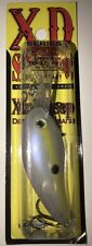 Strike King Lures, Series 5XD Crankbait HC5XD-598, Chartreuse Shad, New