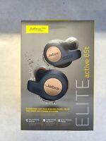 GENUINE Jabra Elite Active 65t Wireless Earbuds Bluetooth Headset Cooper blue