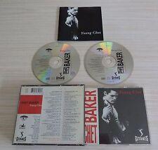 RARE BOX 2 CD ALBUM JAZZ YOUNG CHET CHET BAKER 33 TITRES 1993