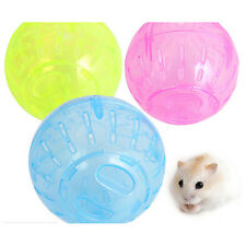 Gerbil Rat Jogging Small Ball Toy Pet Rodent Mice Hamster Exercise Plastic JP