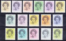 NVPH 1237 / 1252  Beatrix Postfris Cataloguswaarde 46,80 A-0074  AANBIEDING