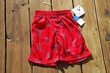 Los Angeles Angels at Anaheim Youth S fits size 6/7 Sleepwear shorts new+tags