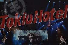 TOKIO HOTEL - A3 Poster (ca. 42 x 28 cm) - Bill Georg Clippings Fan Sammlung NEU