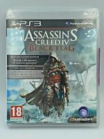 Assassin's Creed IV Black Flag PS3 Sony Playstation 3 Video Game R2 Sealed