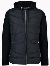 Diesel - S-Nilh Black Quilted Jacket - Size L - *NEW WITH TAGS* RRP £185