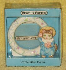 VINTAGE BEATRIX POTTER CAT FRAME