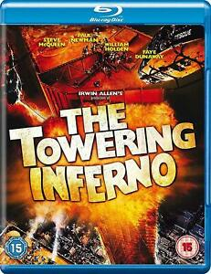 The Towering Inferno (Steve McQueen) Blu-ray Region B