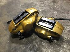 SUBARU IMPREZA LEGACY FORESTER REAR 2POT BREMBO BRAKE CALIPERS WRX STI 22B TURBO