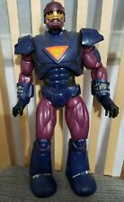 "Marvel Legends Universe GIANT ELECTRONIC SENTINEL 16"" Loose Purple Rare X Men"