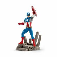 Marvel Captain America Steve Rogers The Ultimate Weapon Schleich 21503 #02