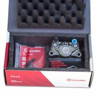 Brembo Racing P2 34 84mm Cast Sport Rear Axial Brake Caliper with Pads 120B27810