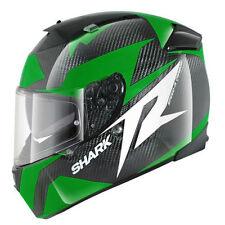 Shark Carbon Fibre Full Face 4 Star Motorcycle Helmets