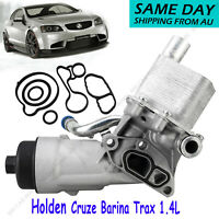 NEW Oil cooler assembly For Holden Cruze JH 1.4L A14NET Turbo Barina TM MJ 1.4L