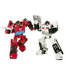 Transformers Generations Selects Deluxe WFC-GS20 Cordon and Autobot Spin-Out