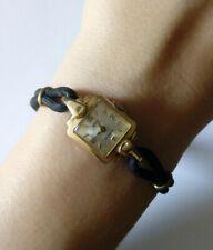 Auguste Reymond Ltd Swiss 585 Damen Gold Armbanduhr Handaufzug Arsa Incabloc 14k