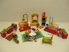 Kinderzimmer / Spielzimmer Zubehör Puppenhaus Einfamilienhaus Haus 5300