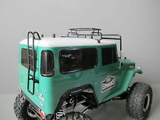 Tamiya RC 1/10 Toyota Land Cruiser 40 Metal Windshield Frame Luggage Rack Stair