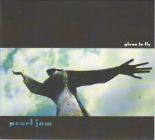 Pearl Jam 'Given to Fly' CD single in foldout digipack, 1997 on Sony