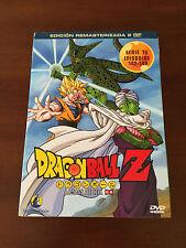 DRAGON BALL Z VOL 18 - 2 DVD CAP 142 A 149 -200 MIN - REMASTERIZADA SIN CENSURA