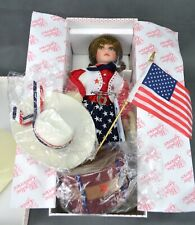Paradise Galleries Doll GLORY Linda Mason Great American Country Girl Musical