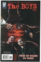The Boys 1 Wildstorm 2006 VF 1st Print Garth Ennis Darick Robertson