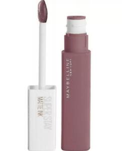 Maybelline Superstay 24 Matte Ink Lipstick 5ml - 140 Soloist New & Sealed