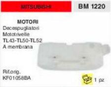 KF01058BA SERBATOIO MOTOTRIVELLA DECESPUGLIATORE MITSUBISHI TL43 TL50 TL52