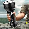 YB07 XHP70 Super Powerful LED Flashlight XM-L2 Tactical Torch USB Rechargeable L