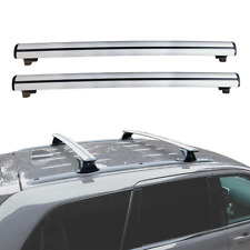 Roof Rack Crossbars Compatible with 2012-2020 Jeep Grand Cherokee Altitude SRT