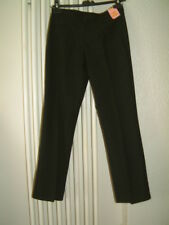 Marks And Spencer School Boys Trousers black Age 11-12 Short Length x2