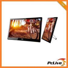 "15.6"" AOC E1659FWU Portable LED Monitor Widescreen USB 3.0 Powered Slim Light"