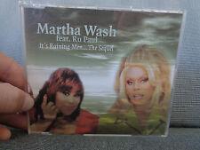 MARTHA WASH_Ru Paul_It's Raining Men the_used CD-s_ships from AUSTRALIA_MN1