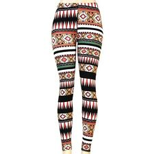Aztec Multi Leggings S/M