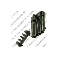For GM Delphi / Packard - 4 way Metripack 150 Female Connector Assembly, Black