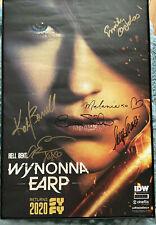 Melanie Scrofano Emily Andras + 4 Signed WYNONNA EARP SDCC 2019