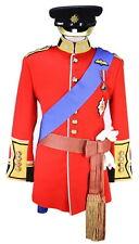 Prince William Exact Replica Bespoke 5-Piece Wedding Ceremonial Uniform 38R