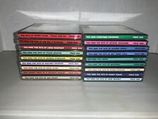 New ListingYou Sing The Hits Of Karaoke Cds Pocket Songs Lot Of 18