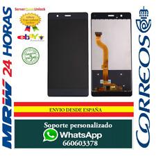 Pantalla Completa para Huawei P9  EVA-L09 L19 L29 Negra Tactil + Lcd Negro