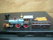 HO AMERICAN 4-4-0   LOCO WITH WOOD LOAD W.&ARR (DCC READY)  BACHMANN  #51004