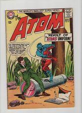 Atom #14 - Revolt Of The Atom's Uniform - 1964 (Grade 5.0) WH