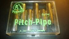 PYRAMID A-440 PITCH-PIPE FOR GUITAR TUNING MADE IN GERMANY